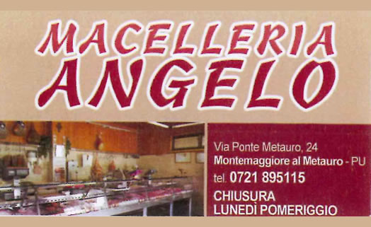 Macelleria Angelo Villanova